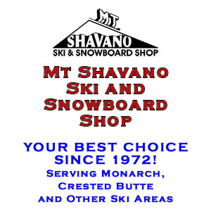 Mt Shavano Ski Shop Salida Colorado